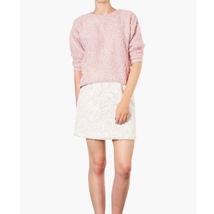 Topshop Fuzzy Sweater